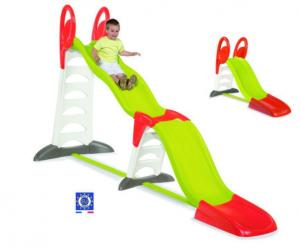 Smoby Megagliss 2 In 1 Slide / Wave SlideSmoby Megagliss 2 In 1 Slide / Wave Slide-0