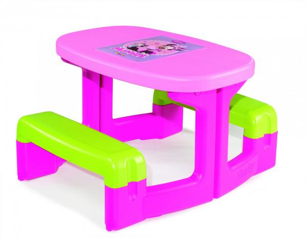 Smoby Minnie Picnic Table -0