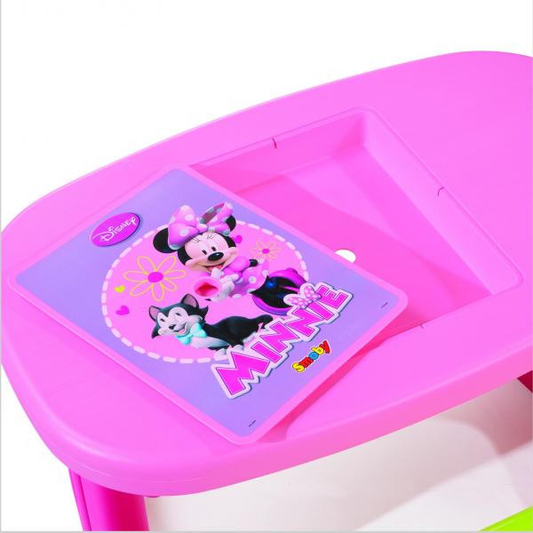 Smoby Minnie Picnic Table -6886