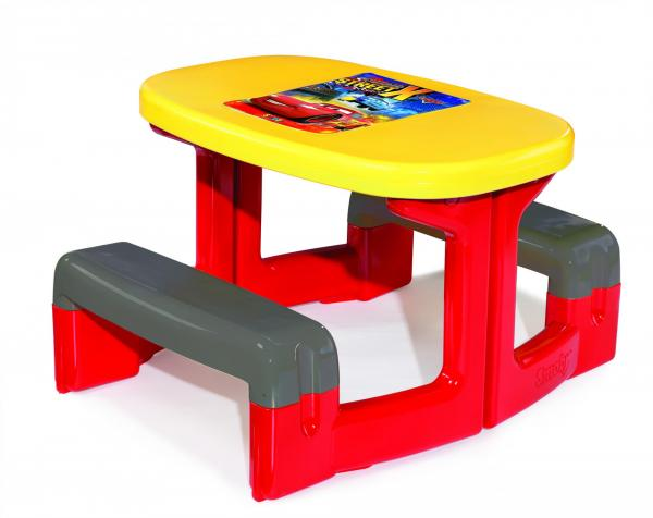 Smoby Cars Picnic Table -0