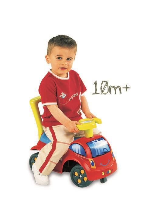 Smoby Baby Walker Initio-0