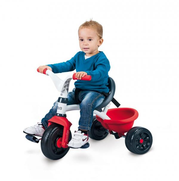 Smoby Be Move City Toddler Trike with Parent Handle-9493