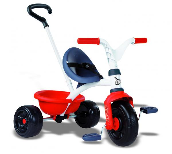 Smoby Be Move City Toddler Trike with Parent Handle-0