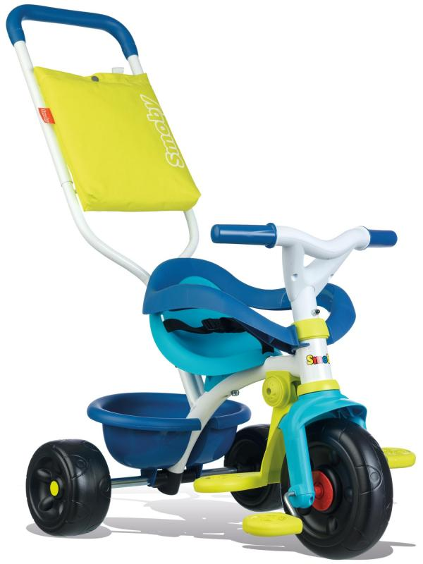 Smoby Be Move Comfort Tricycle Blue-16157