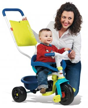 Smoby Be Move Comfort Tricycle BlueSmoby Be Move Comfort Tricycle Blue-0