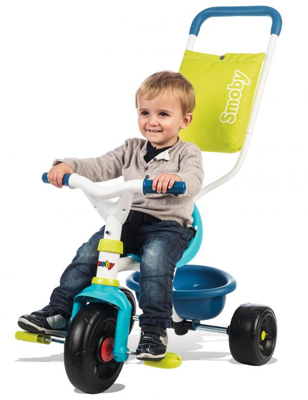 Smoby Be Move Comfort Tricycle Blue-16156