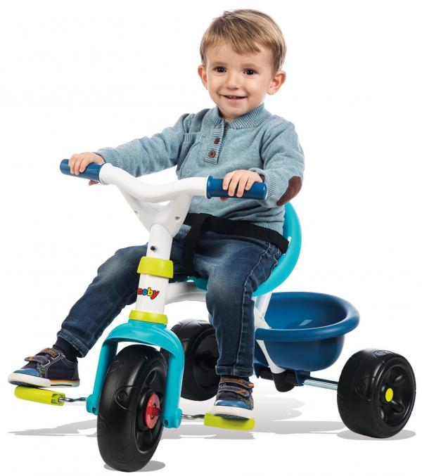 Smoby Be Move Comfort Tricycle Blue-16153