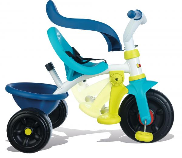 Smoby Be Move Comfort Tricycle Blue-16154