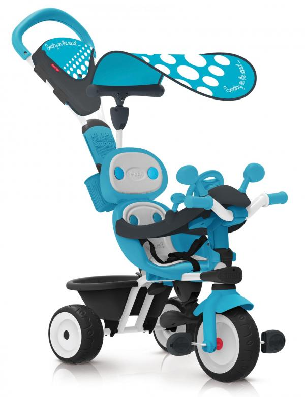 Smoby Baby Driver Confort Blue-0