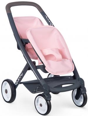 Smoby Maxi Cosi / Quinny Twin Pushchair