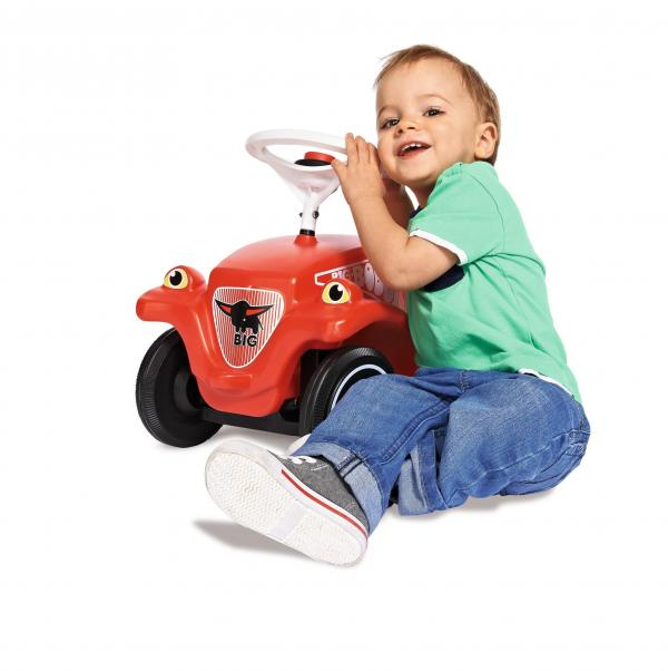 Smoby Big Bobby Car Classic Red-15704