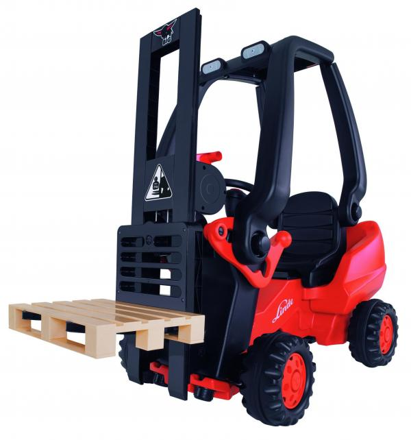 Smoby Forklift-0