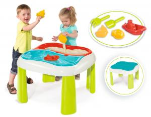 Smoby Sand & Water TableSmoby Sand & Water Table -0