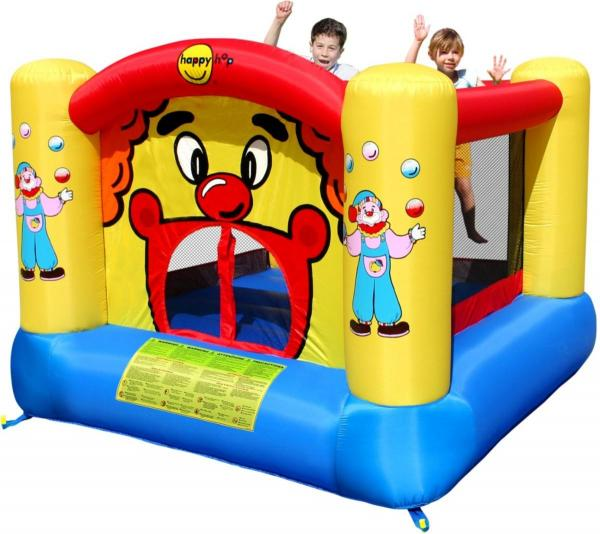 Duplay Happy Hop Children's Inflatable Bouncy Castle 9003-4097