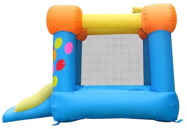 Duplay Happy Hop Children's Party Slide Inflatable Bouncy Castle 9070-4142