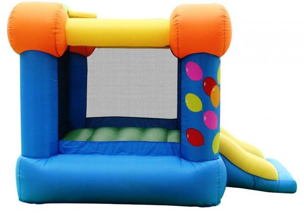 Duplay Happy Hop Children's Party Slide Inflatable Bouncy Castle 9070-4141
