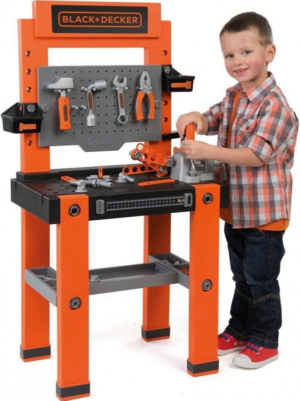 Smoby Black & Decker The One -9537