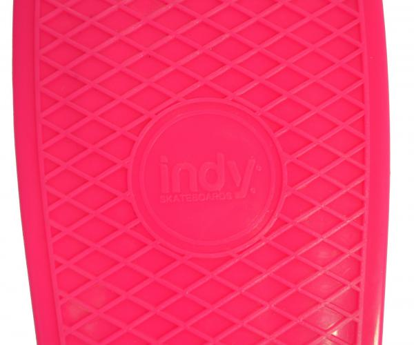 Indy Retro Skateboard Pink-2955