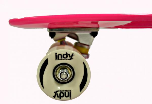 Indy Retro Skateboard Pink-2954