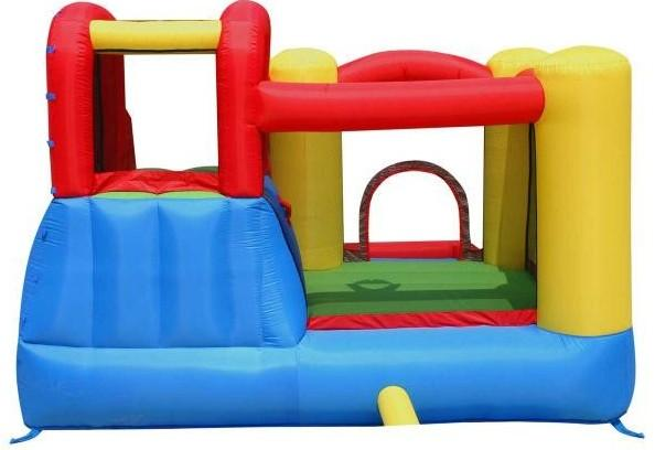 Duplay Happy Hop Inflatable Adventure Zone Bouncy Castle 9171-4501