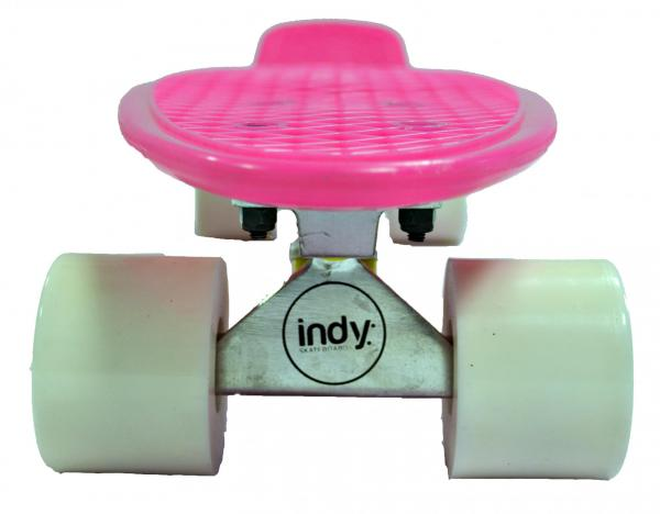 Indy Retro Skateboard Pink-2952