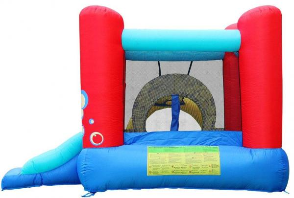Duplay Happy Hop Children's Inflatable Bubble 4 in 1 Bouncy Castle 9214-4341