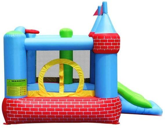 Duplay Happy Hop Children's Inflatable Farmyard Bouncy Castle 9112-4366