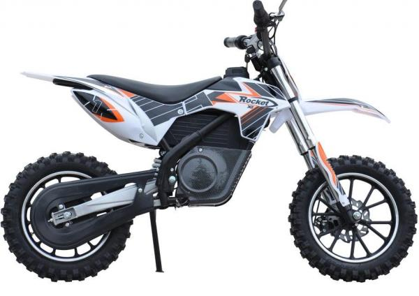 Kids Rocket DB500 Electric / Battery Dirt Bike 36v Motorbike - Orange-3297