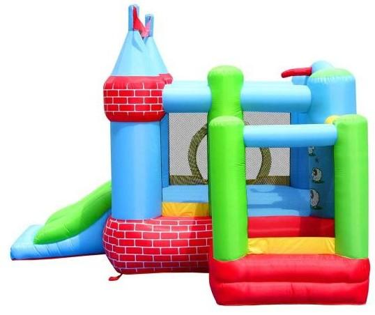 Duplay Happy Hop Children's Inflatable Farmyard Bouncy Castle 9112-4364