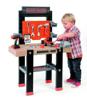 Smoby Black and Decker the Star-0