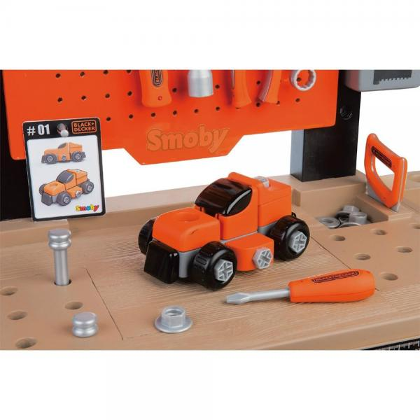 Smoby Black and Decker the Star-9542