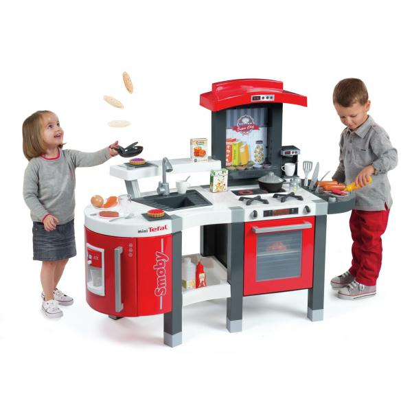 Smoby Tefal Super Chef Kitchen-0