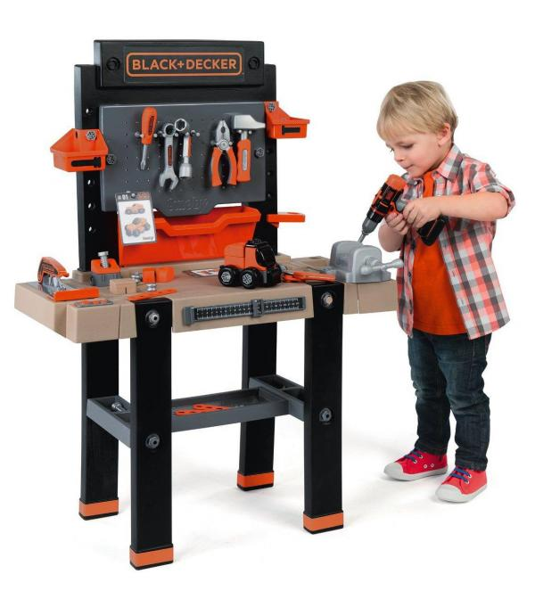 Smoby Black & Decker The Ultimate-9551
