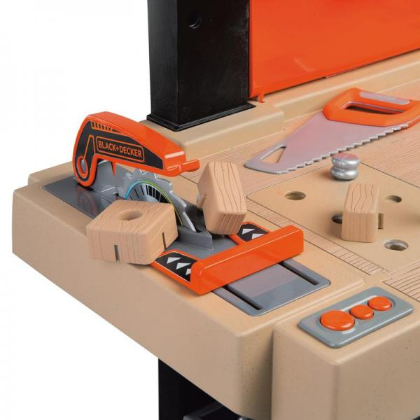 Smoby Black & Decker The Ultimate-9548