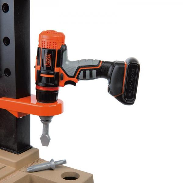 Smoby Black & Decker The Ultimate-9552