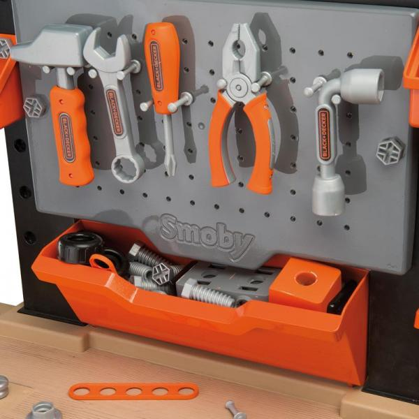 Smoby Black & Decker The Ultimate-9549