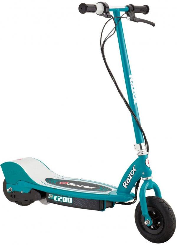 Razor Electric Battery e Scooter E200 Teal-6388