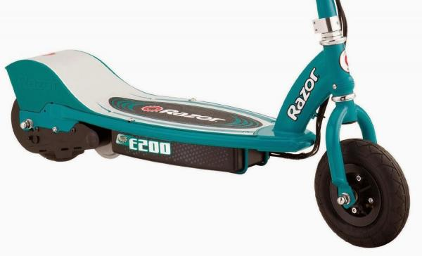 Razor Electric Battery e Scooter E200 Teal-6389