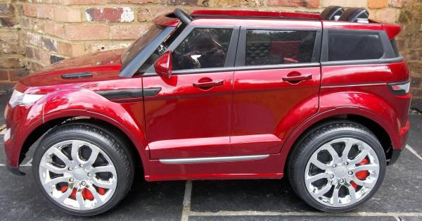 Kids Range Rover HSE Sport Style 12v Electric - Red-8000