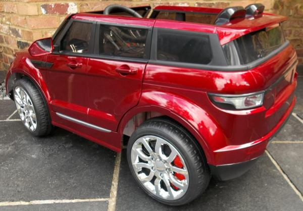 Kids Range Rover HSE Sport Style 12v Electric - Red-7999