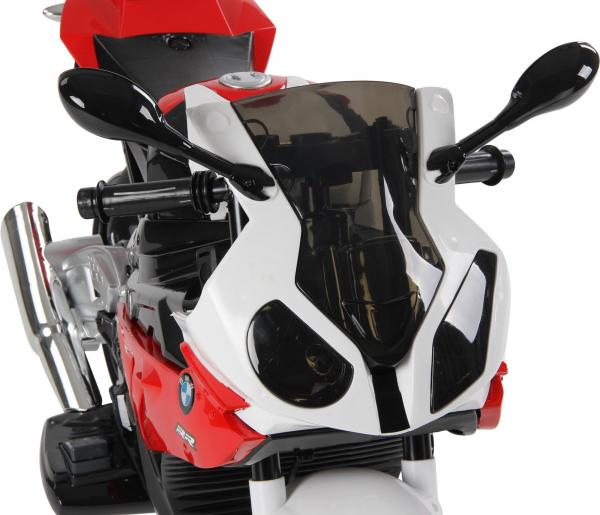 Kids BMW 1000 RR Ride on Electric Battery Sports Motor Bike 12v - Red-8143