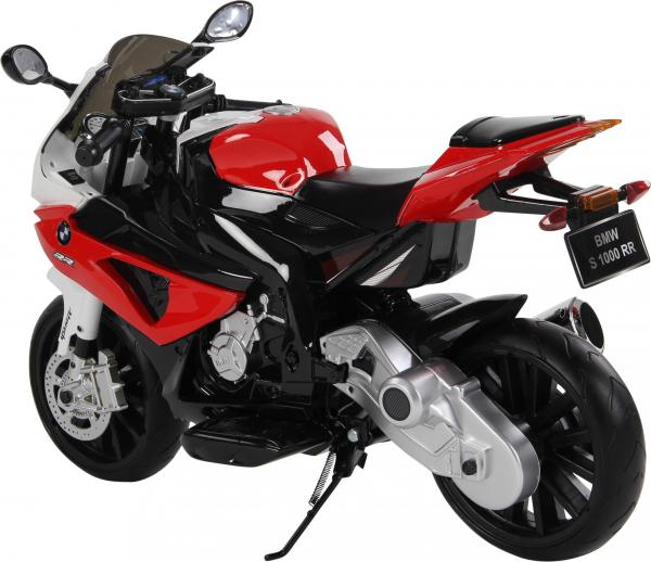 Kids BMW 1000 RR Ride on Electric Battery Sports Motor Bike 12v - Red-8134