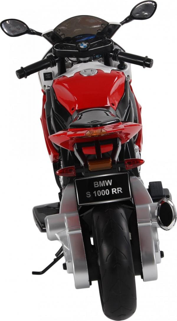 Kids BMW 1000 RR Ride on Electric Battery Sports Motor Bike 12v - Red-8146
