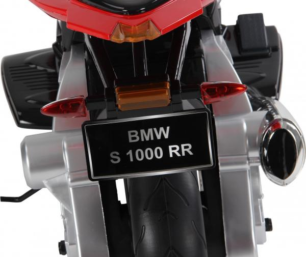 Kids BMW 1000 RR Ride on Electric Battery Sports Motor Bike 12v - Red-8139