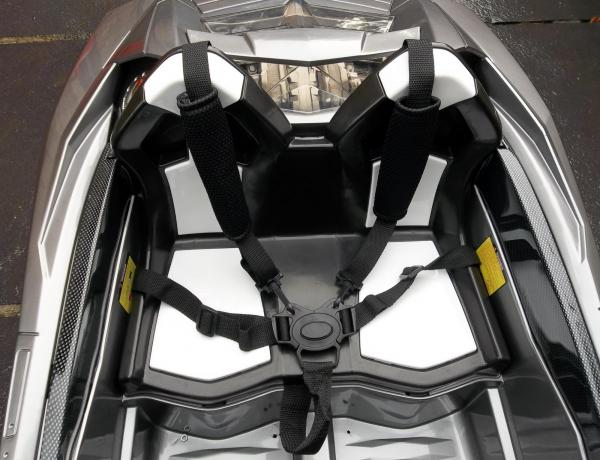 2 Seater Lamborghini Ride on Car - 12v - Grey Silver-8735