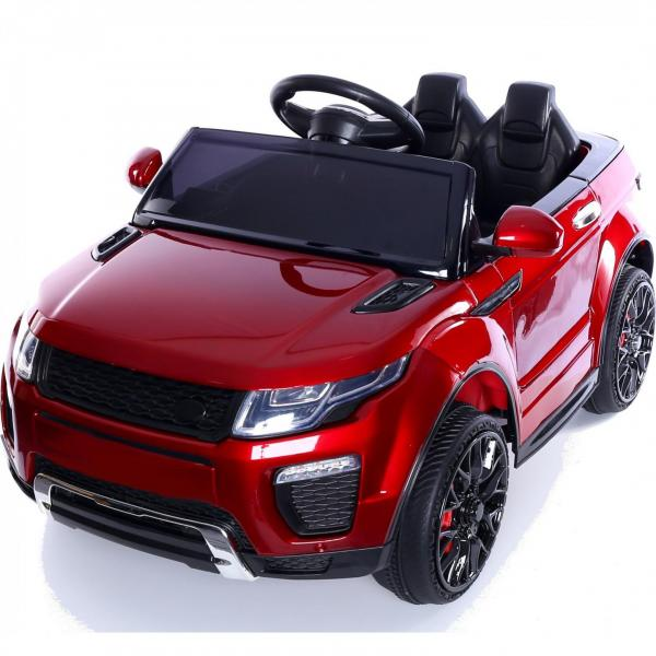 Rocket Range Rover Evoque Style - Kids 12v Electric / Battery Ride on Car - Red-0