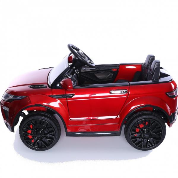 Rocket Range Rover Evoque Style - Kids 12v Electric / Battery Ride on Car - Red-13374