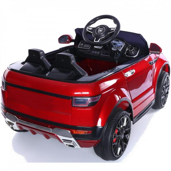 Rocket Range Rover Evoque Style - Kids 12v Electric / Battery Ride on Car - Red-13372