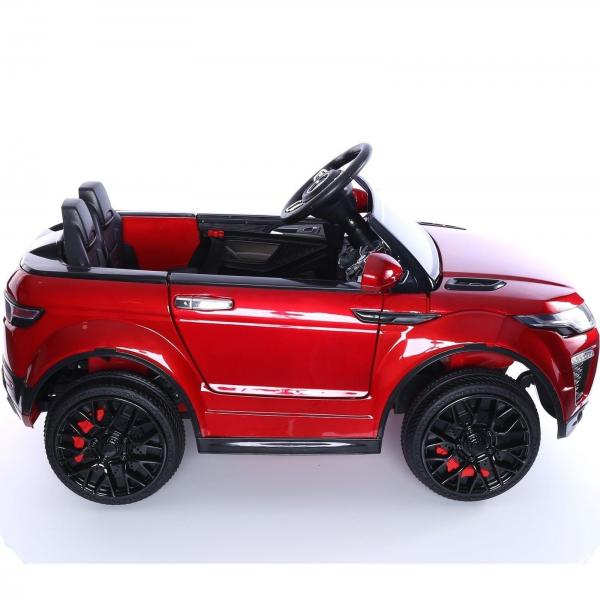 Rocket Range Rover Evoque Style - Kids 12v Electric / Battery Ride on Car - Red-13375