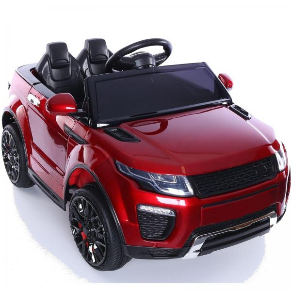 Rocket Range Rover Evoque Style - Kids 12v Electric / Battery Ride on Car - Red-13371